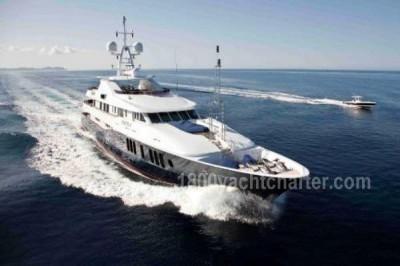 SEQUEL P luxury motor yacht charter Turkey Eastern Mediterranean charters