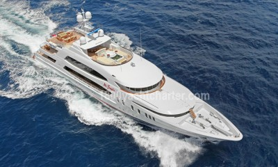 motor yacht MI SUENO Captain Glynn powerboat charter luxury motor yacht charter private iate yate boat