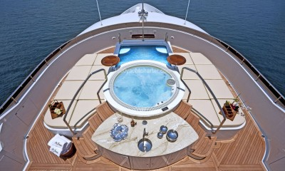 corporate special event charter a luxury yacht in caribbean or mediterranean