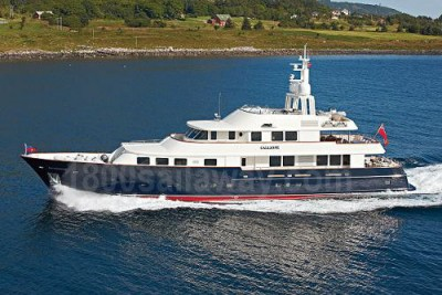 charter a luxury yacht in New Zealand powerboat charter luxury yacht cruises corporate special event