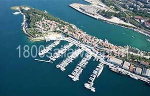 New Yacht Charter Marina in Sibenik, Croatia